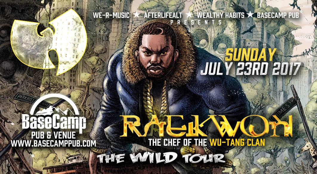 Wu-Tang Clan's Raekwon & Special Guest