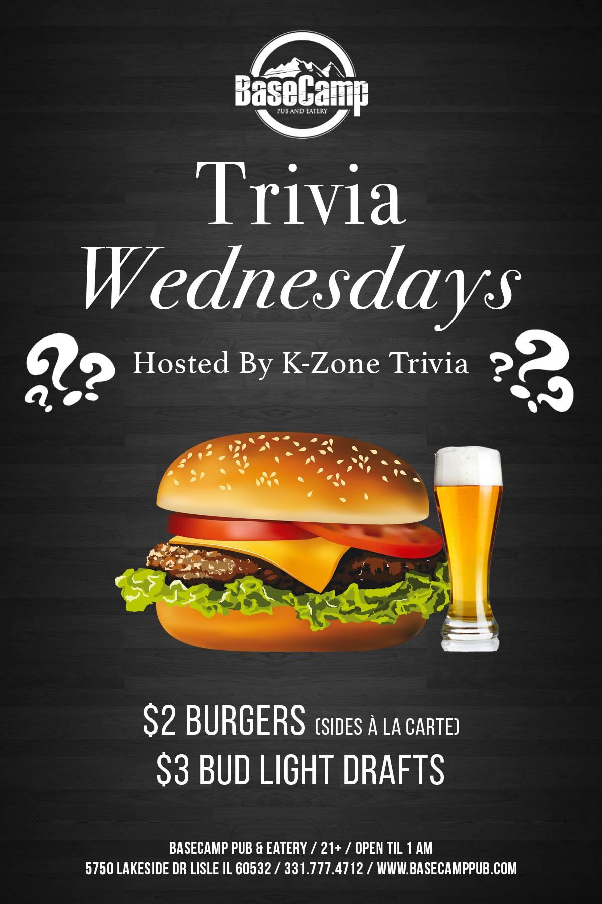K Zone Trivia