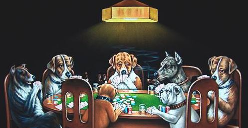 Poker dating events