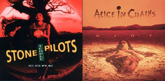 Stone Temple Pilots & Alice In Chains: 25th Anniversary Tribute