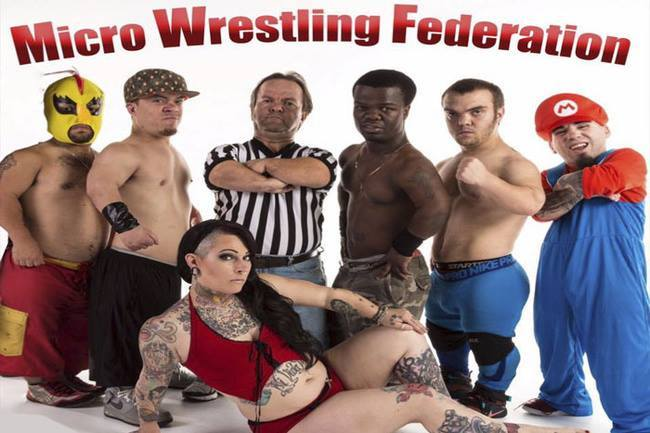 """Not So Average Midget Wrestling"" - Round 2!"