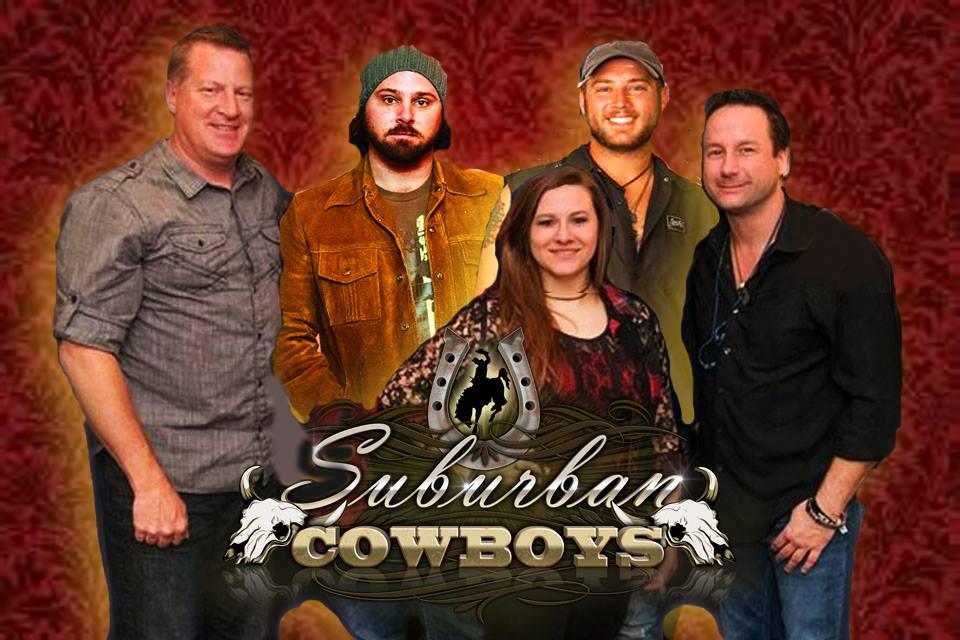 Danny McHaggis Debuts with Suburban Cowboys