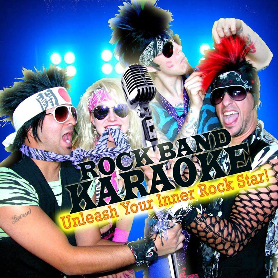 Rockband Karaoke