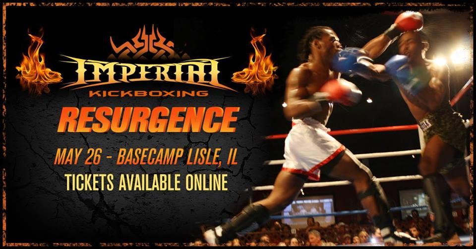 Imperial Kickboxing: Resurgence