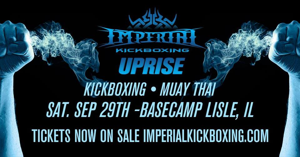 Imperial Kickboxing Uprise