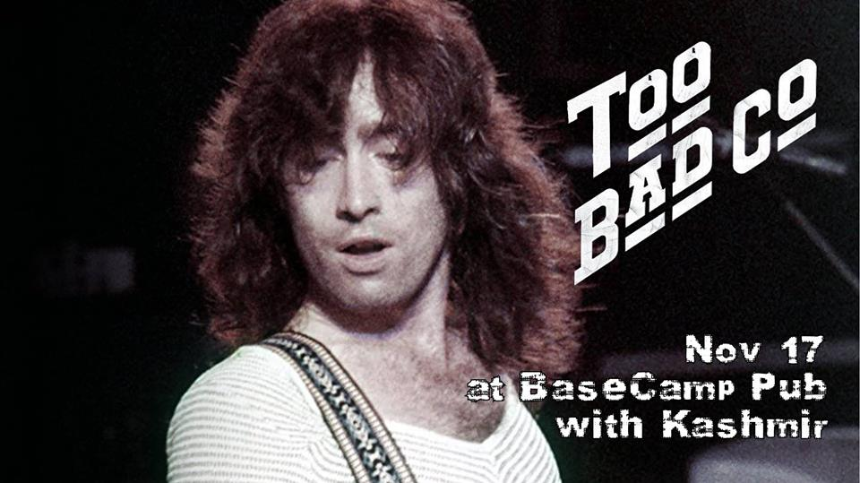 TBC LIVE at BaseCamp Pub