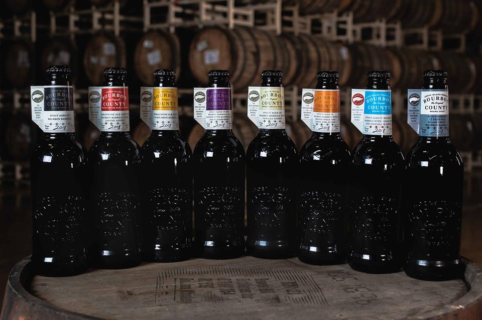 Goose Island Bourbon County Tap Takeover/ Early Release Band TBA