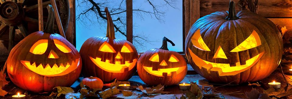 Pumpkin Carving Contest & Halloween Party!