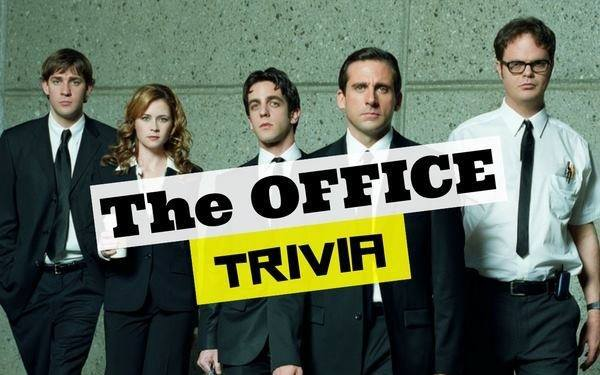 The Office Trivia hosted by K Zone