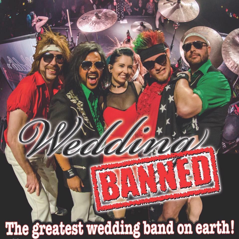 Wedding Banned Live at Basecamp!