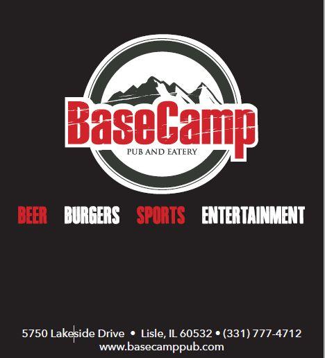 BaseCamp Fall Menu