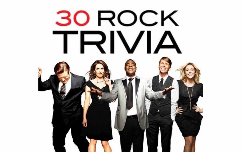 30 Rock Trivia: Leap Day William - Goodbye Feb, Hello March!