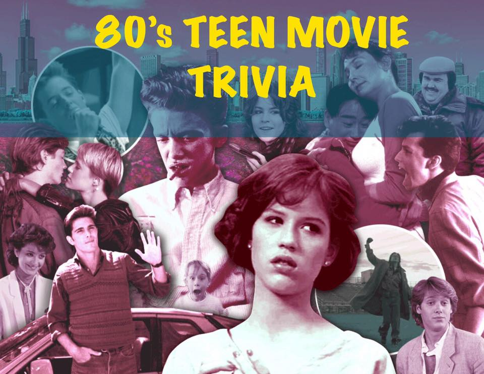 80's Teen Movies Totally Awesome Trivia