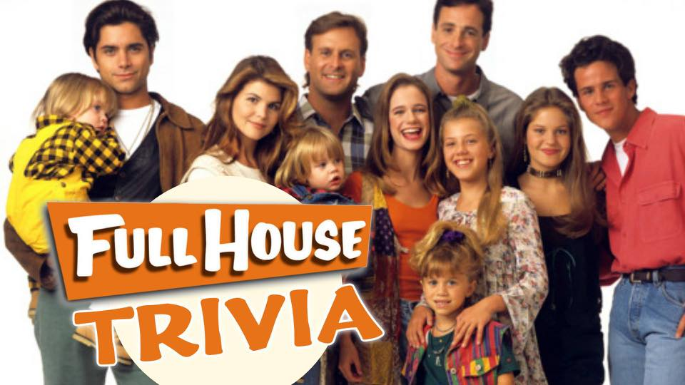 Full House Trivia - Happy Siblings Day!