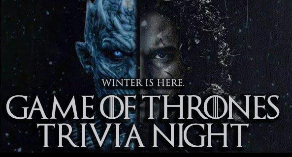 Game of Thrones Trivia Ice and Fire Tradition