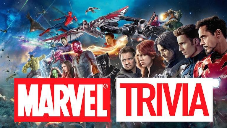 Marvel Films Trivia
