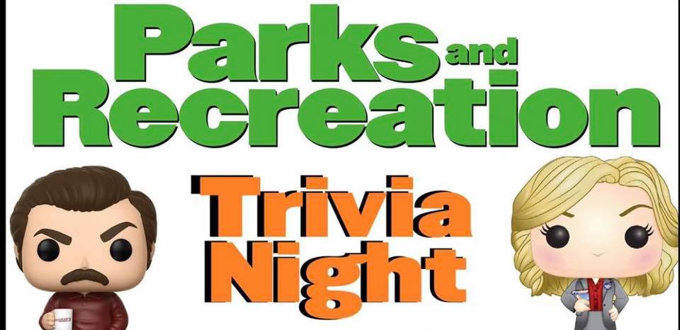 Parks and Recreation Trivia- Treat Yo' Self!