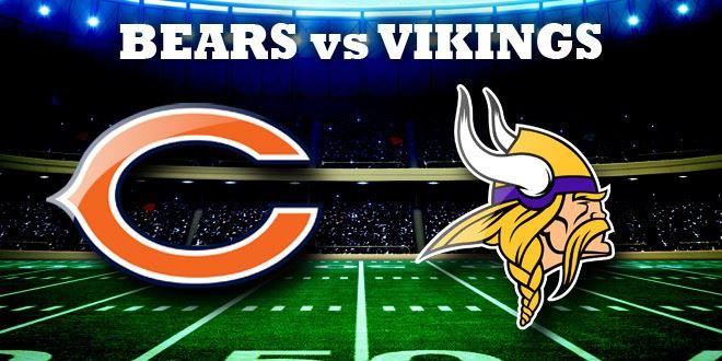 Pilsner Urquell Bears vs Vikings Watch Party