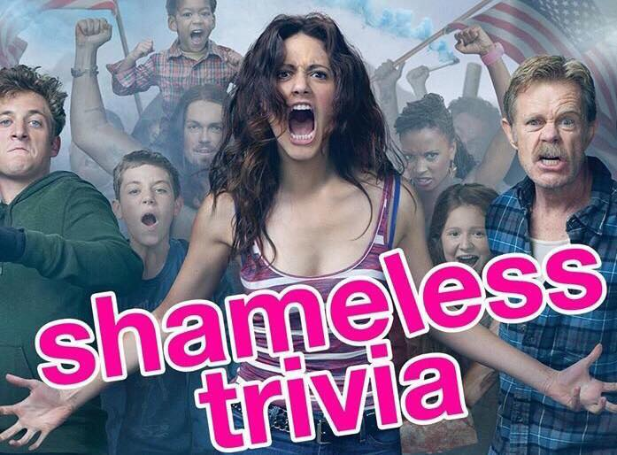 Shameless Trivia - Ditch your New Years Revolution Celebration