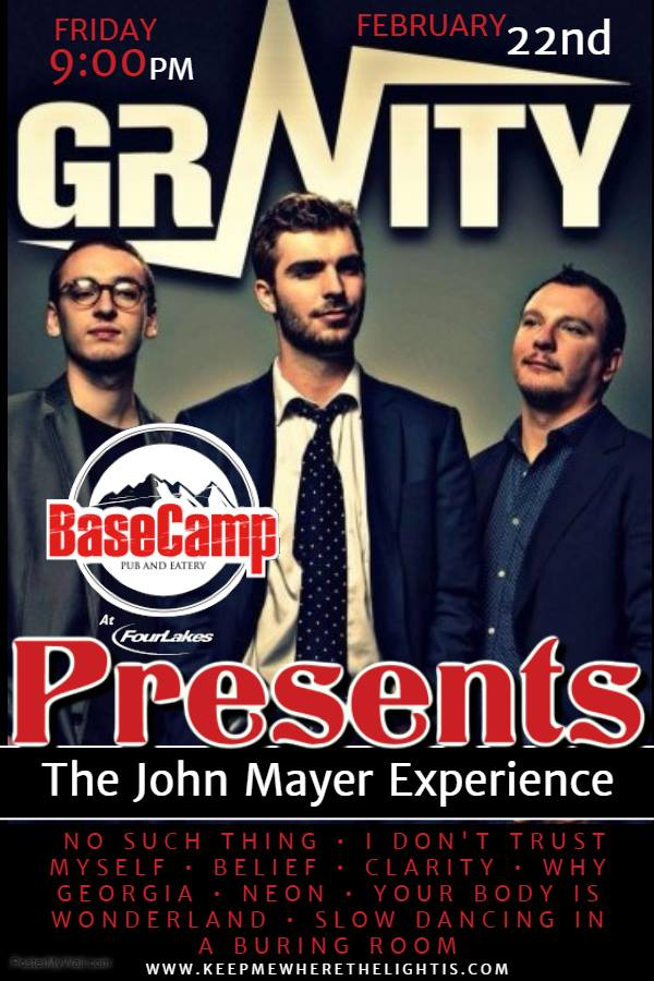 The John Mayer Experience at Basecamp