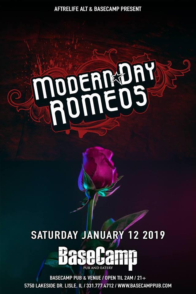 Modern Day Romeos Live at Basecamp!