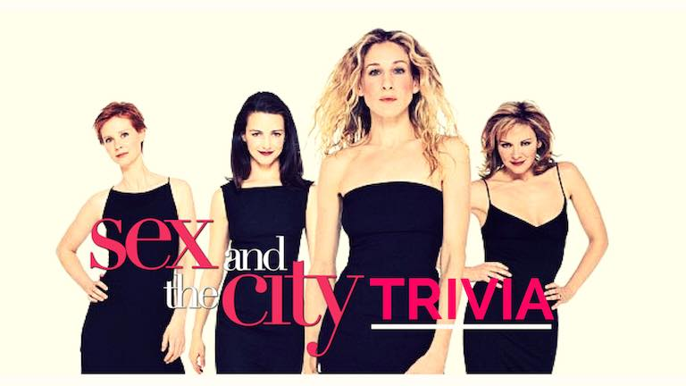 Sex and The City Trivia — Sept 25th