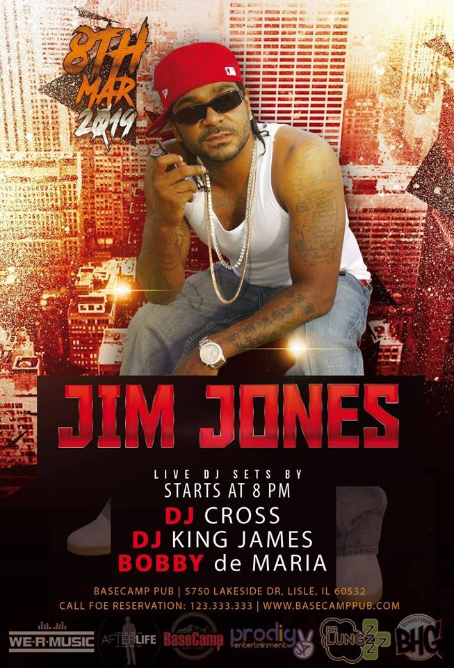 Ballin' Featuring Jim Jones!
