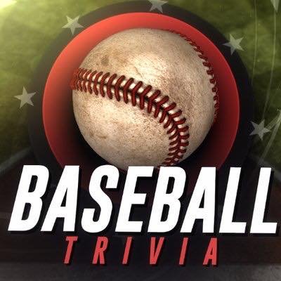 Baseball Trivia - hosted by KZone