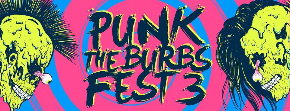 Punk The Burbs Fest 3