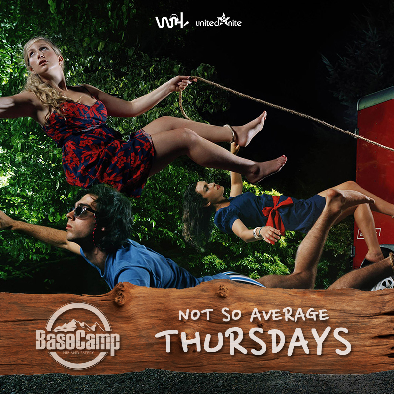 Not So Average Thursdays- Featuring DJ Cross & Friends