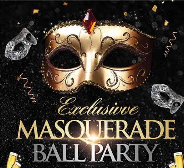 Basecamp's Masquerade Ball $100 Best Mask Contest