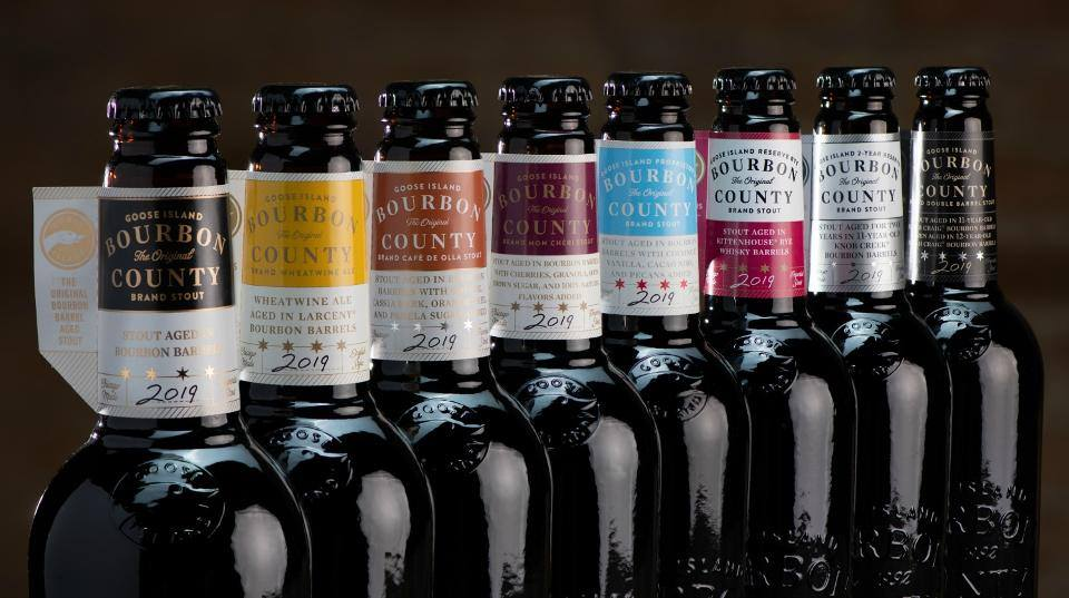 Goose Island Bourbon County Tap Takeover/ Pre- Release