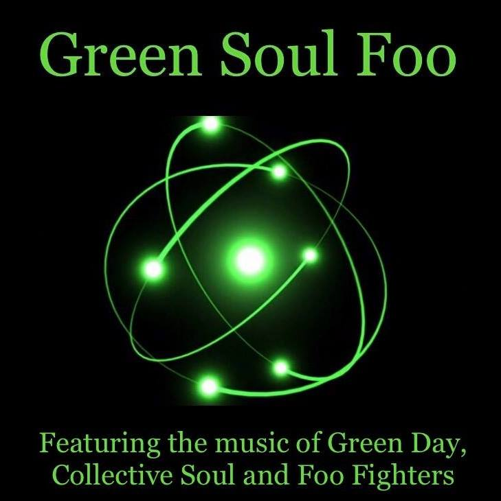 Green Day, Collective Soul & Foo Fighters Tribute Show!