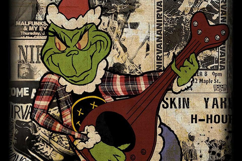 How the Grunge Stole Christmas